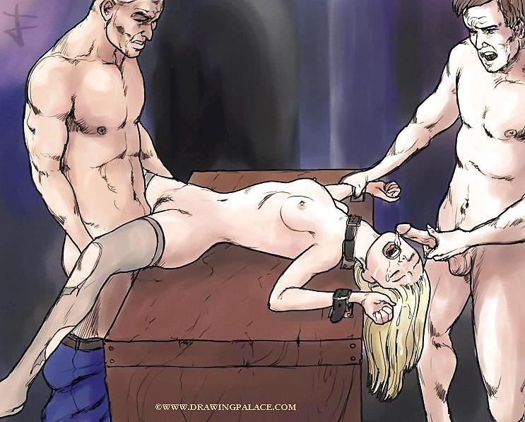 Under her position tits goddess