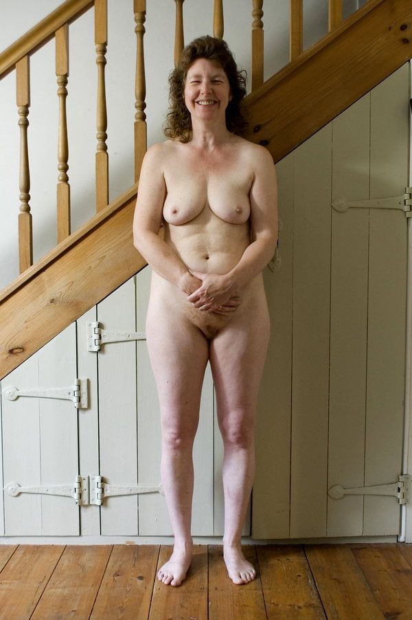 Middle aged female nude — 2
