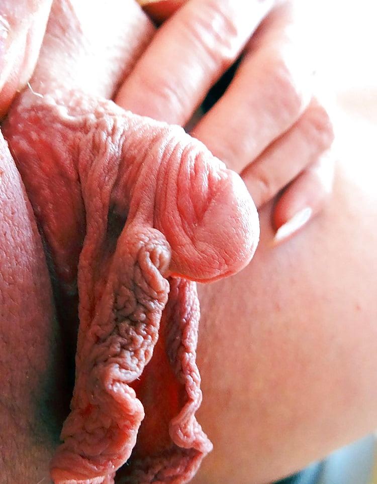 Большие половые губы и клитор фото, порно минет горло