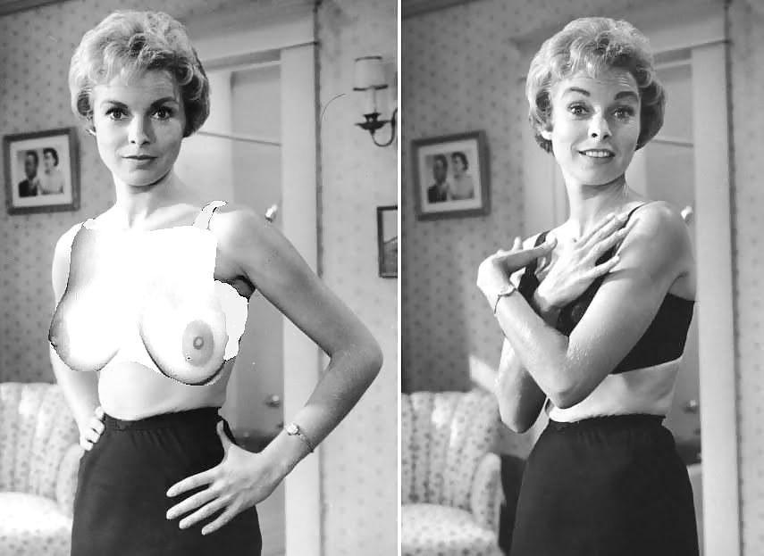 Has janet leigh ever been nude