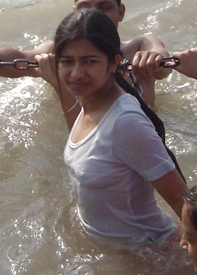 Naked girls bathing in river See And Save As Indian Girls Bathing At River Ganga Porn Pict 4crot Com