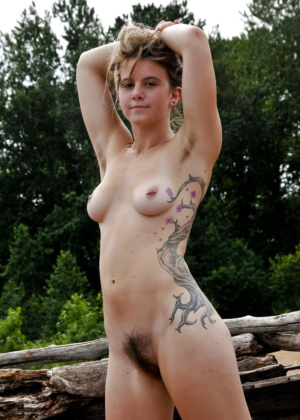Hippie hairy nude gallery