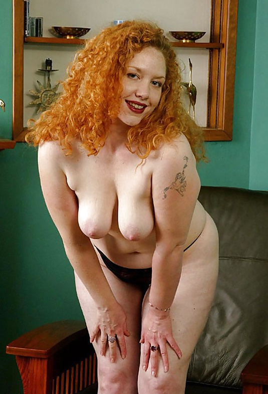 Bbw red hair belgium