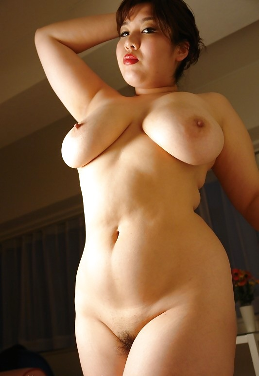 Fat japanese female nude, naked flower power women