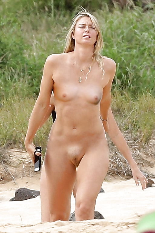 Mel nude photo of maria sharapova sex fuking