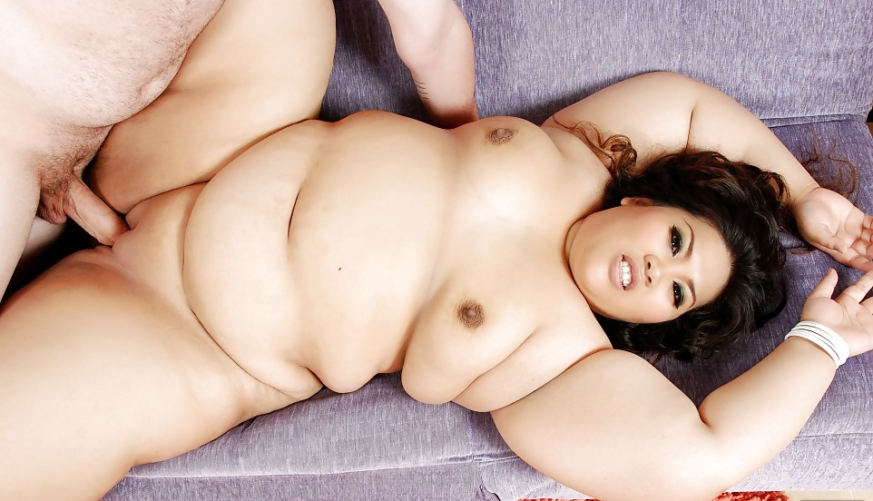 Bbw Sofia Rose Places Her Huge Latina Ass On Her Asian Client's Face