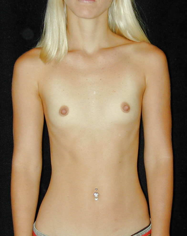 Petite flat chested wife nude