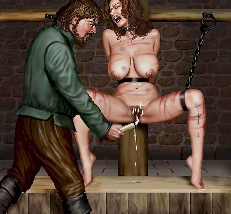 порно имитаторы средневековье - 5
