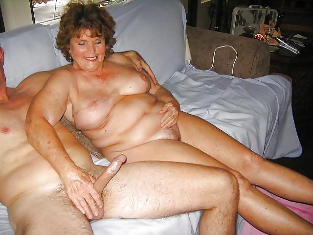 Grandmother Grandfather Sex Photo