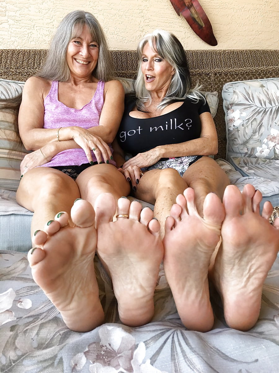 Pornstars with ugly feet #5