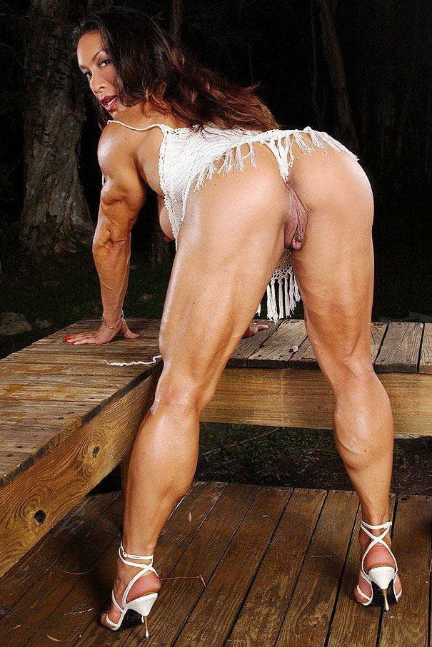 Free Women Muscle Butt