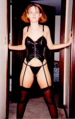 Black Lingerie- 10 Pics