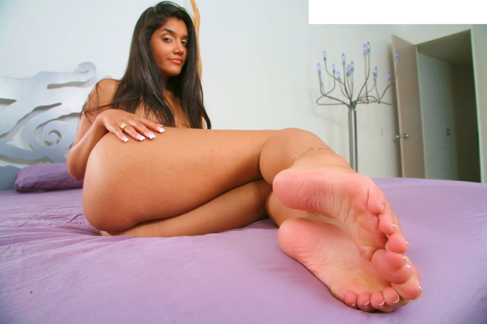 Famous porn star feet hot