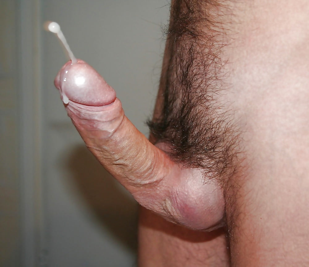 See And Save As My Small Cock With Cum Porn Pict