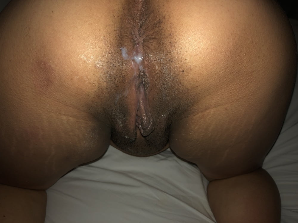 Smutty arse fucking with sex toy-7384