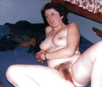 vintage nude pics of brunette wife