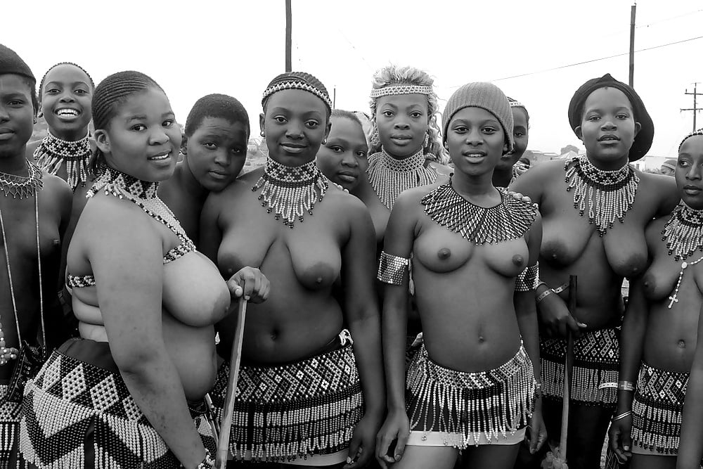 South african maidens perform annual reed dance
