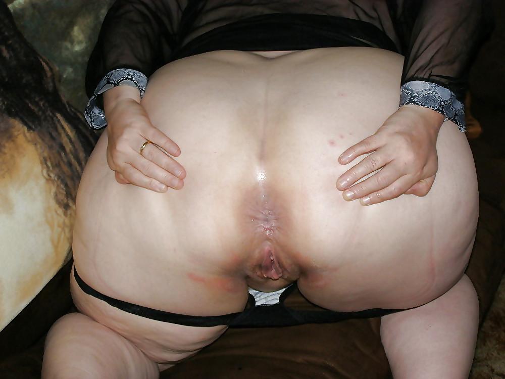 Bbw closeup ass spreading free pics