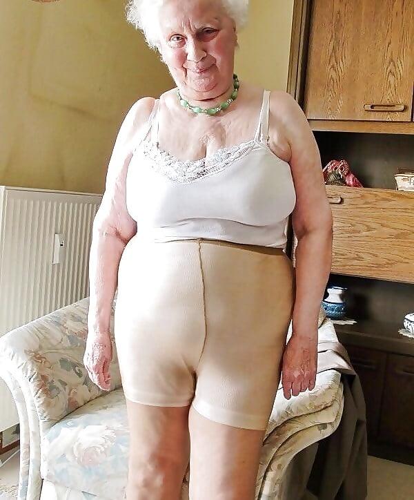 Mature older granny panty tgp — pic 1