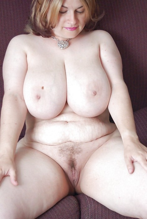 Hairy full figured women nude