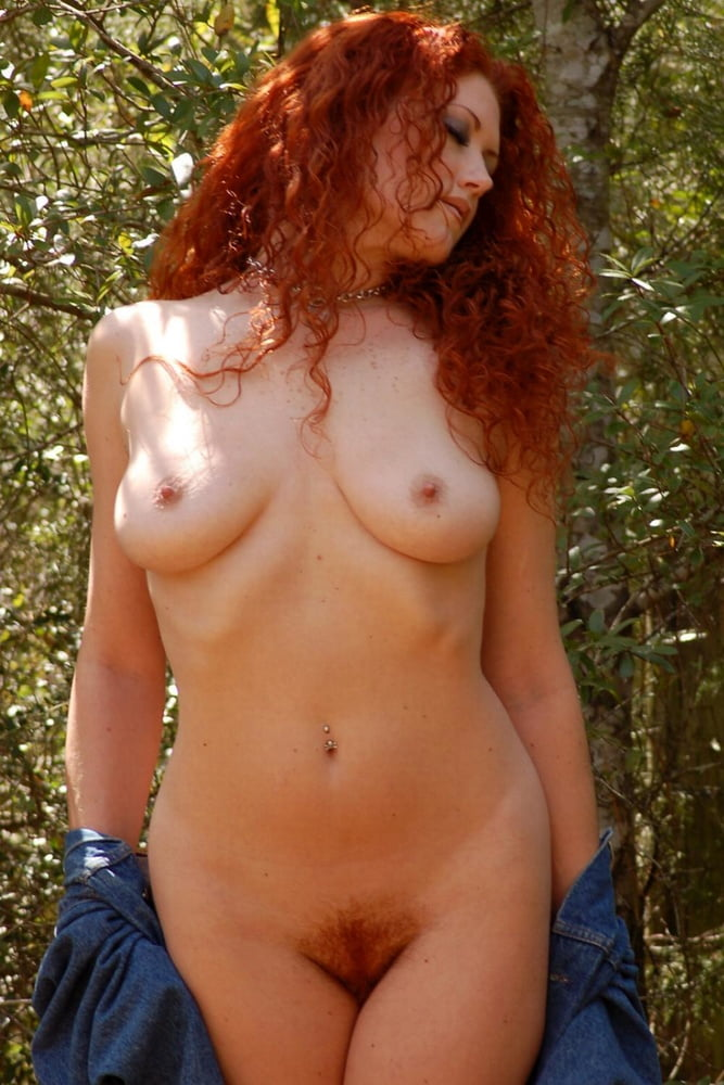 Full Frontal Redheads Only- 100 Pics