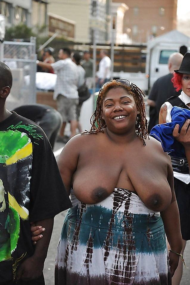 Black Amateurs Naked