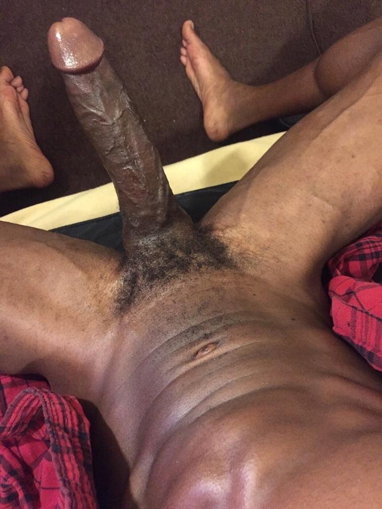 Big Black Dick Lots Cum