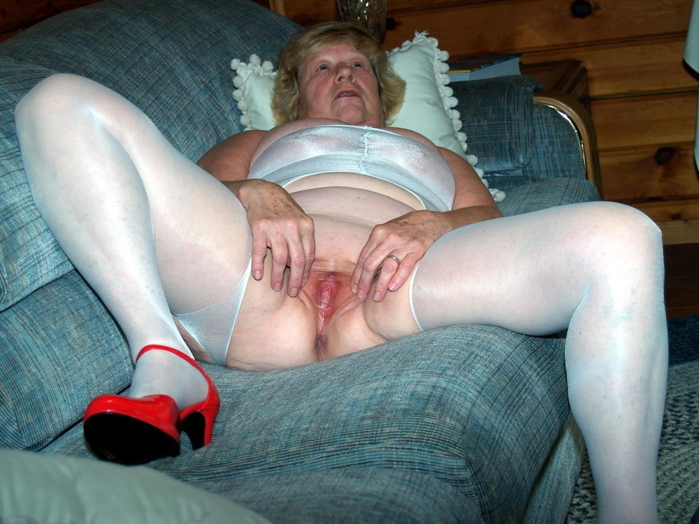Really Old Granny Whore