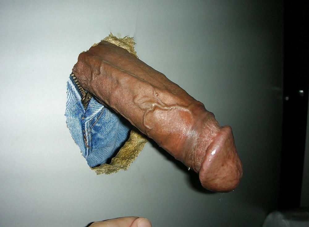 Cock gloryhole video gallery