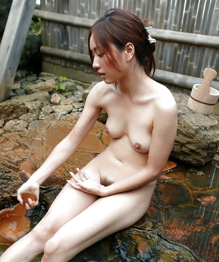Young asian girls outdoors, mothers exposing their pussy to sons