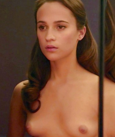 Alicia vikander nude scene sex porn images sexy babes