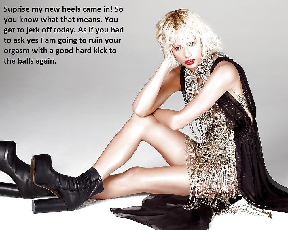 Taylor Swift Bi Femdom 4 Pics Xhamster