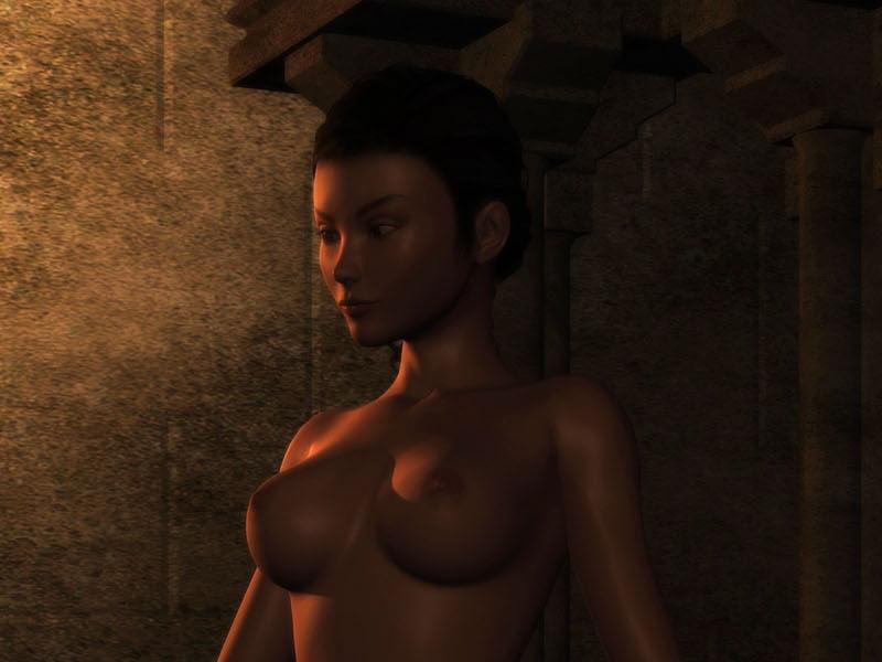 Futanari and lesbian (SFK) - 132 Pics