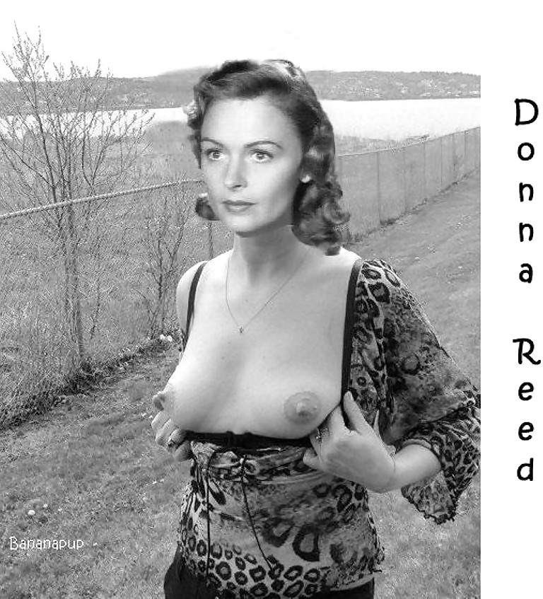 donna reed nude