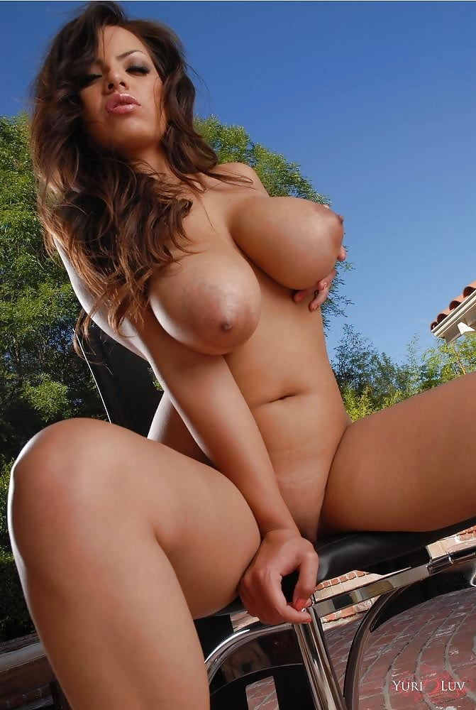 Naked latina big tits