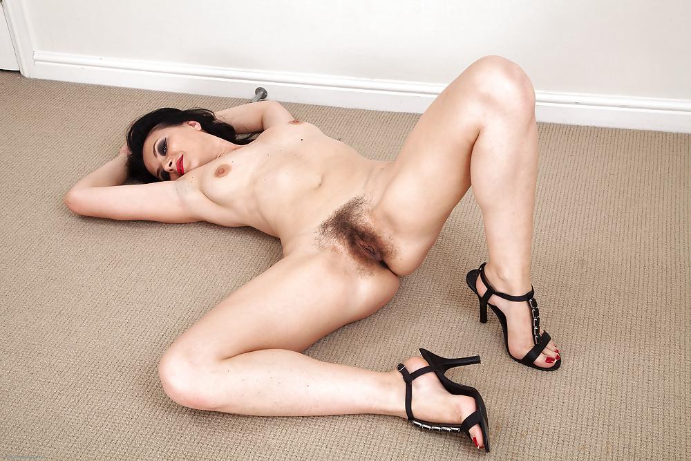 Naked girls spreading