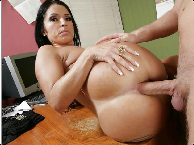 Mature women anal dildo-6557