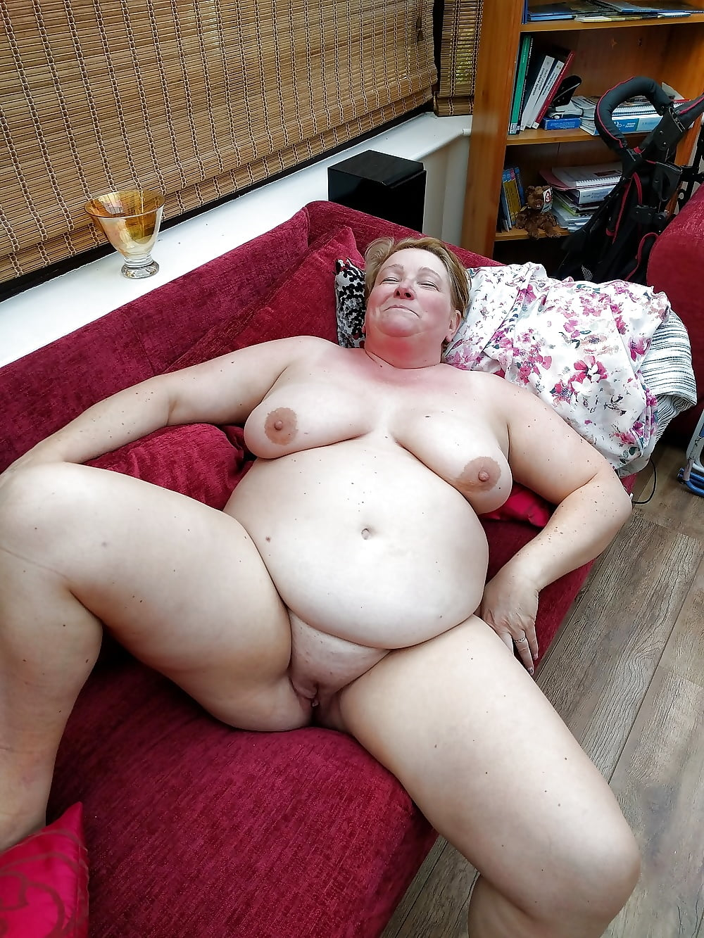 Fat and ugly nude women