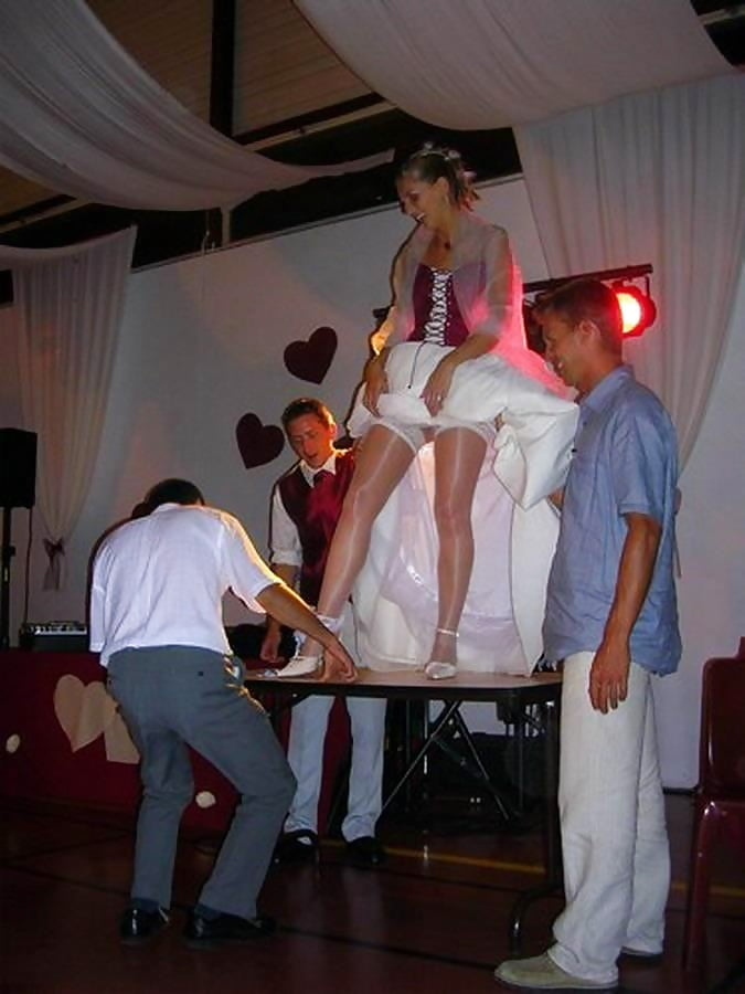 Частные фото разврата на свадьбах