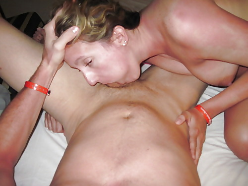 Two sisters suck a cock