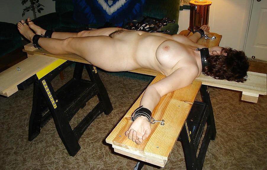 Homemade Bondage Pics