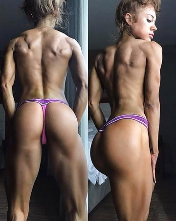 Skolkin nackt Samantha  Fitness Model