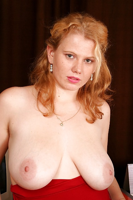 Milf With Huge Saggy Tits Wants You To Jerk Off For Her -5856