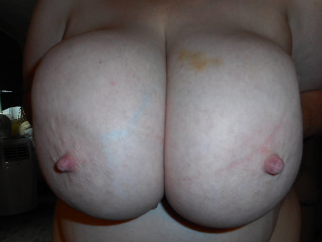 Huge boobs big nipples