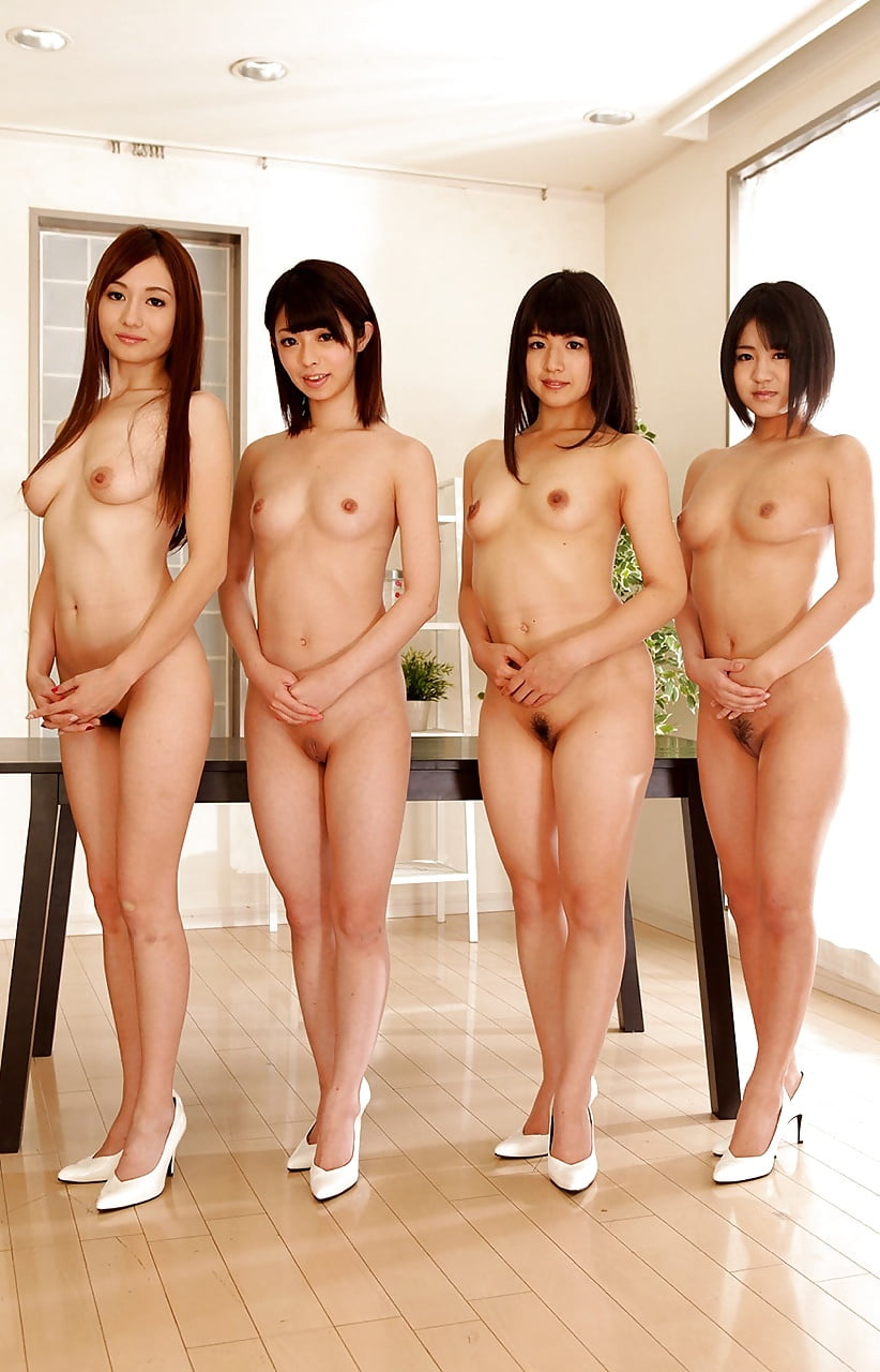 Naked japanese girls animation — 1