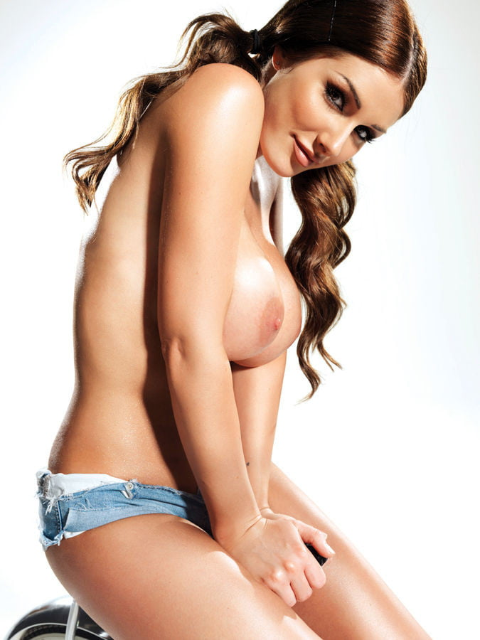 Lucy Pinder And Dick Fapvid 1