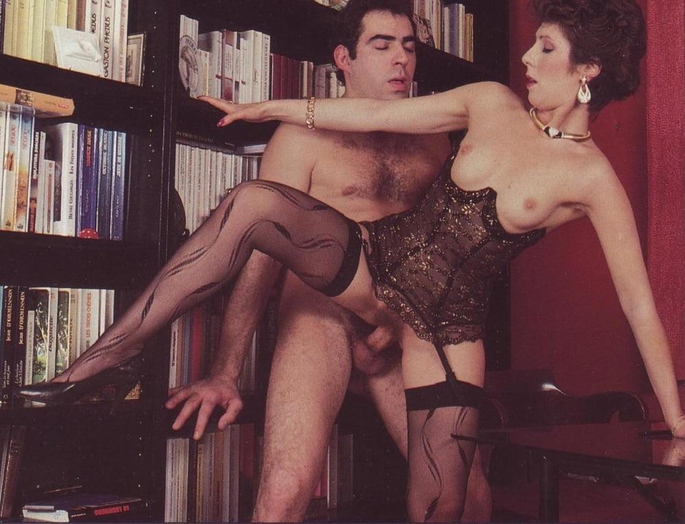 Vintage Lingerie Porn