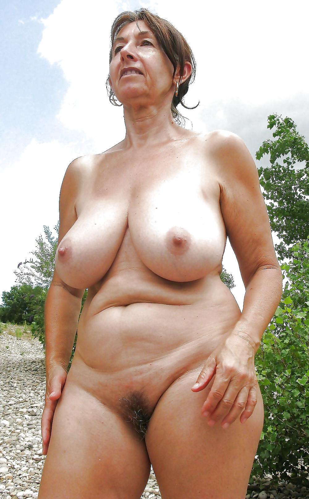 Mature boobs milf