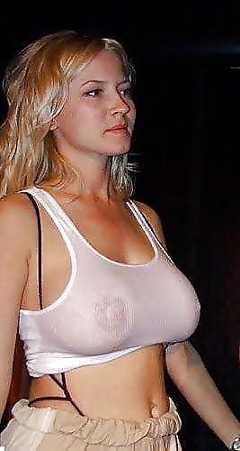 Amateur Mesh Dress Big Tit Holed 1