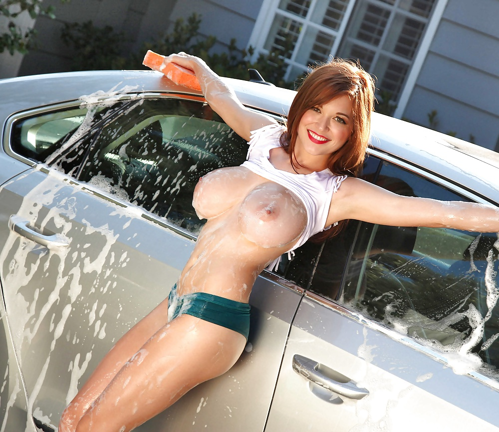 Naked Car Wash Sluts